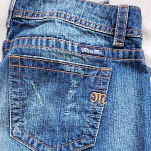 NWT ☆ Miss Me Ankle Jean's, Size 28, Brand NEW!